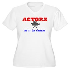 Actors Do It T-Shirt