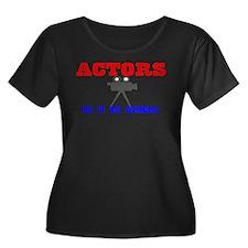 Actors Do It T