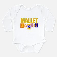 Mallet Junkie Long Sleeve Infant Bodysuit