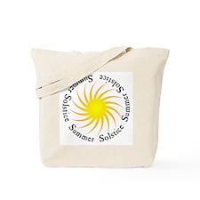 Unique Solstice Tote Bag