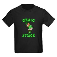 Craic Attack St Patricks Day T