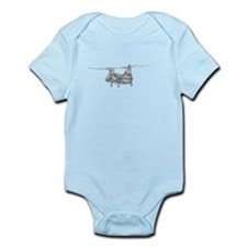 Chinooks Infant Bodysuit