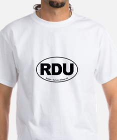 RDU - Raleigh Durham Chapel H Shirt