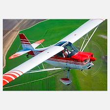 A Champion Aircraft Citabria in flight