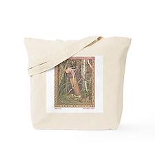 Bilibin's Baba Yaga Tote Bag