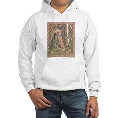 Bilibin's Baba Yaga Hoodie
