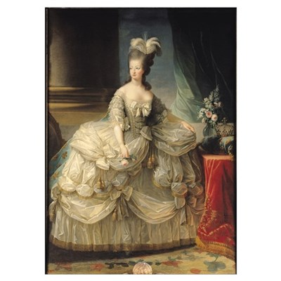 Marie Antoinette (1755-93) Queen of France, 1779 ( Poster