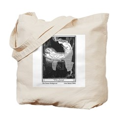 Batten's Unseen Bridegroom Tote Bag