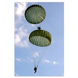 Army airborne Framed Prints