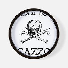 Vada a bordo, CAZZO! Wall Clock