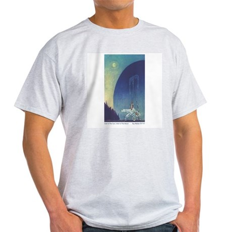 Nielsen's East of the Sun Ash Grey T-Shirt
