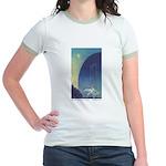 Nielsen's East of the Sun Jr. Ringer T-Shirt