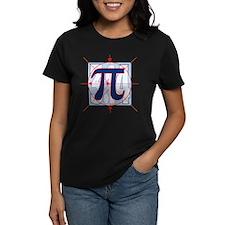 Pi Sign Drawing Tee