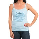 Cinderella Around the World Jr. Spaghetti Tank