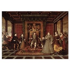 The Family of Henry VIII: An Allegory of the Tudor Poster