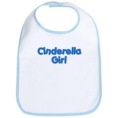 Cinderella Girl Bib