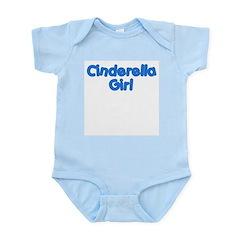 Cinderella Girl Infant Creeper