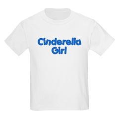 Cinderella Girl Kids T-Shirt