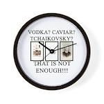 Vodka,caviar,Chaikovsky? Not enough!
