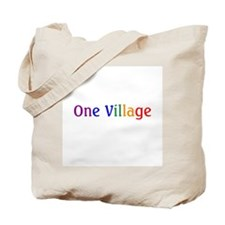 New Age Rainbow Gifts Tote Bag