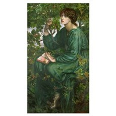 Day Dream, 1880 (oil on canvas) Poster