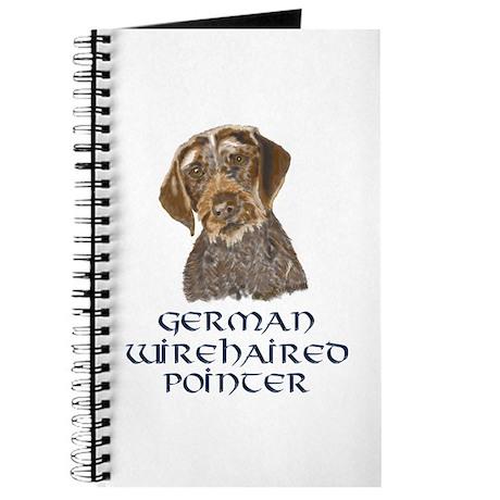 German Wirehaired Pointer Journal