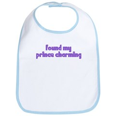 Found My Prince Charming Bib