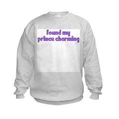 Found My Prince Charming Sweatshirt