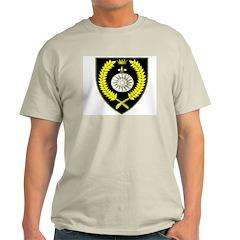 North Shield Ash Grey T-Shirt