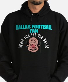 Dallas football fan Hoodie (dark)