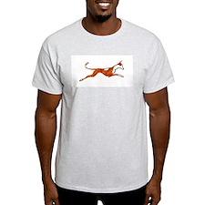 Leaping Ibizan Hound T-Shirt