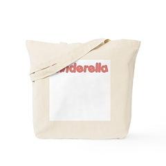 Cinderella (Salmon) Tote Bag