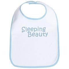 Sleeping Beauty Bib