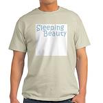 Sleeping Beauty Ash Grey T-Shirt