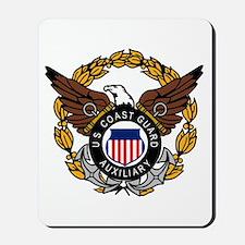 USCG Auxiliary Image<BR> Mousepad