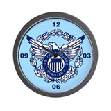 Coast guard auxiliary Basic Clocks