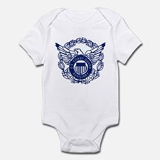 USCG Auxiliary Image<BR> Infant Creeper