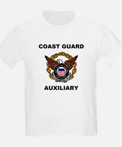 USCG Auxiliary Image<BR> Kids T-Shirt 1
