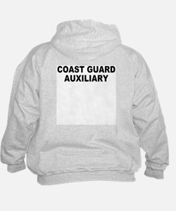 USCG Auxiliary Image<BR> Hoodie 2