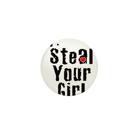 Mr. Steal Your Girl Mini Button (100 pack)