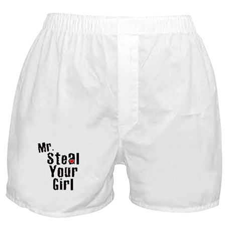 Mr. Steal Your Girl Boxer Shorts