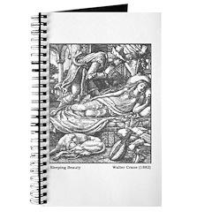 Crane's Sleeping Beauty Journal
