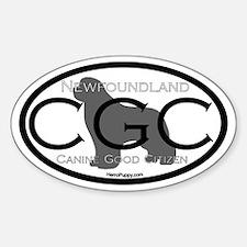 CGC Decal