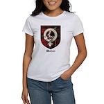 Wallace Clan Crest Tartan Women's T-Shirt