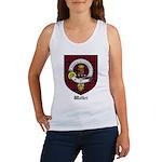 Walker Clan Crest Tartan Women's Tank Top