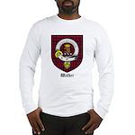 Walker Clan Crest Tartan Long Sleeve T-Shirt