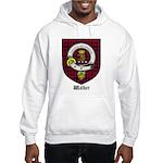 Walker Clan Crest Tartan Hooded Sweatshirt