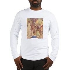 Dulac's Sleeping Beauty Long Sleeve T-Shirt