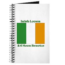 Irish Lover 24 Hour Service Journal