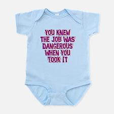 Dangerous Infant Bodysuit